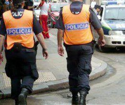 Inscripción para la Policía Comunal