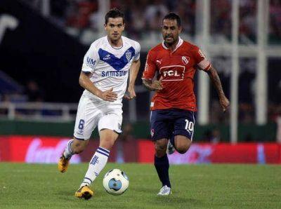 Independiente buscará recuperarse ante el siempre difícil Vélez