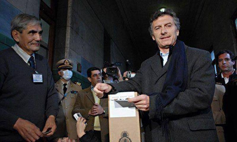 """Macri acus� de """"irresponsables"""" a los que votaron a Solanas"""
