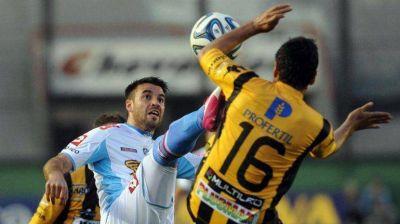 Olimpo no pudo con Arsenal Perdió en Sarandí por 1 a 0.