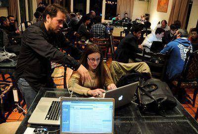 En una maratón de ideas diseñan soluciones para los principales retos de Mar del Plata