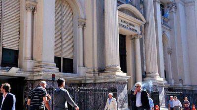 El Banco Central perdi� 168 millones de d�lares de reservas en dos d�as