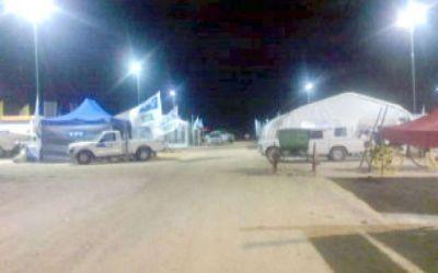 A las 11:00 se inaugura la Exposición Rural