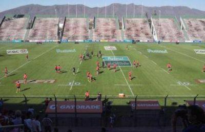 Esta tarde se presentan Los Pumas en Salta