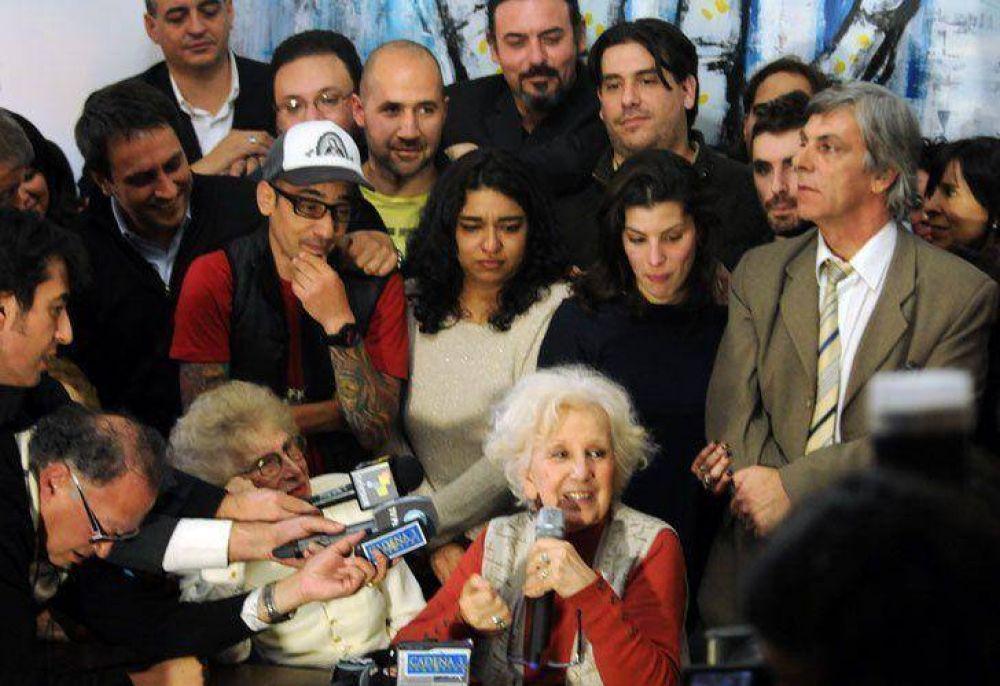 A dos semanas del hallazgo del nieto de Carlotto, Abuelas encontró a la nieta 115