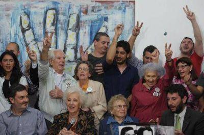 """Estela de Carlotto: """"Ana Libertad hoy recupera su identidad"""""""