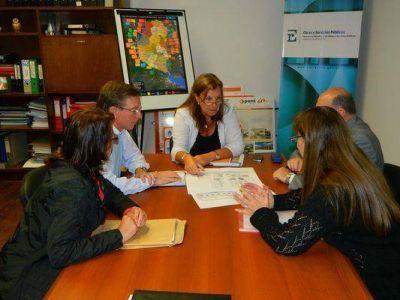 Avanzan las gestiones para realizar el Polo Educativo en Gualeguaychú