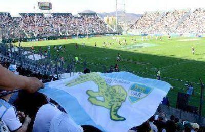 El partido de Los Pumas fue el atractivo para miles de turistas