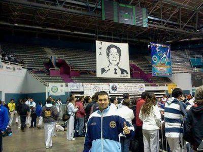 Tae Kwon Do: Fernando Rampazzo, un chascomunense que es mundial