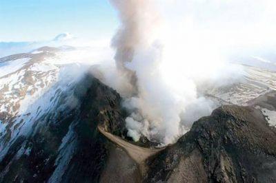 """El Copahue mantiene actividad y consideran """"de alto peligro"""" la zona cercana al cráter"""