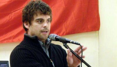 Zeidan quiere ser intendente del Turbio