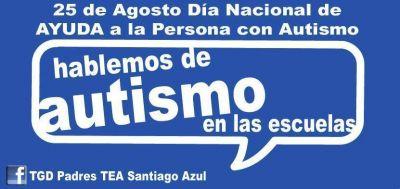 25 de agosto: Salta habla de Autismo