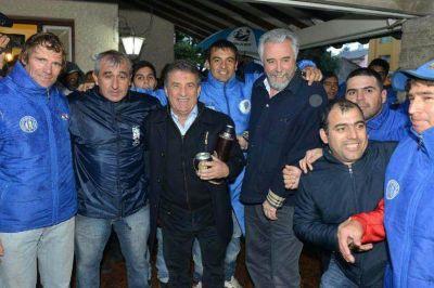 Fuerte repudio de Urribarri al paro convocado por Moyano