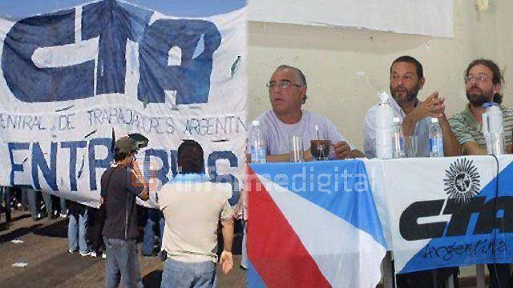 Protestas y definiciones en las dos CTA Entre Ríos