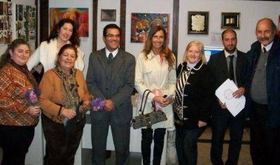 Inauguraron Muestra Artística de Abogados