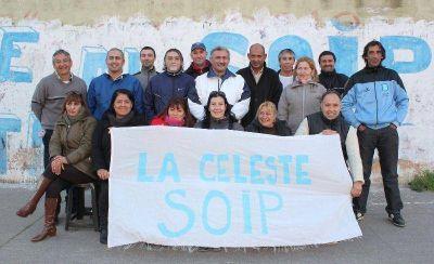La lista Celeste del Soip responde a Puerto de Palos