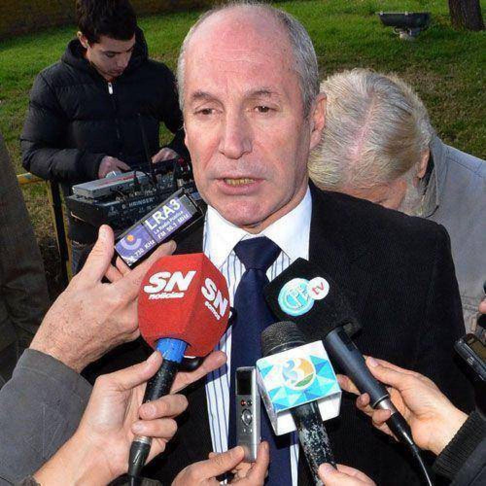 Molas: ATE denunciará al ministro González