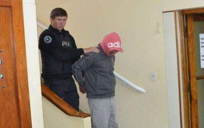 Secuestro de cocaína: indagaron a los detenidos