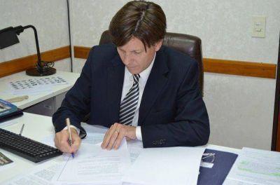 Riccardo presentó y acompañó 18 proyectos en el Congreso de la Nación