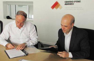 Convenio entre el Centro PyME y Pan American Energy