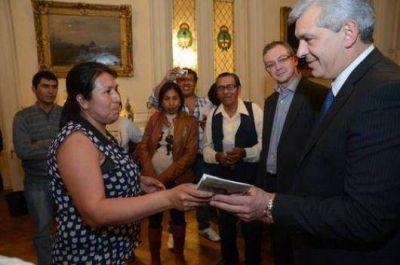 Pedrini: «El próximo paso es crear la primera universidad intercultural»