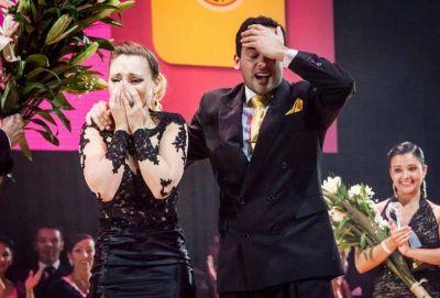 El Mundial de Tango de Pista tiene a su pareja de ganadores