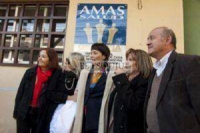 Catamarca ya cuenta con cobertura social para las amas de casa