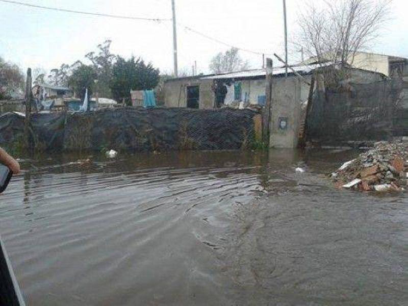 Cáritas Mar del Plata también reciben donaciones para los inundados