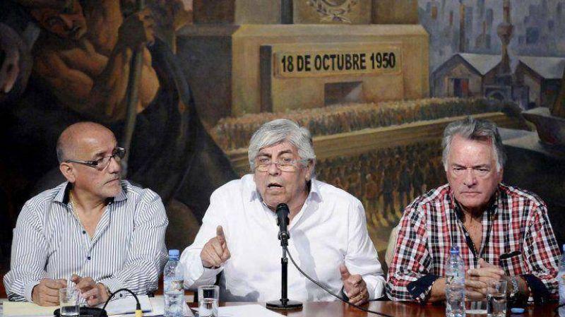 La UTA no adhirió al paro y Moyano reforzará la protesta con piquetes en todo el país