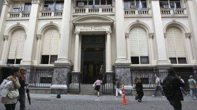 Las reservas del Banco Central caen u$s400 millones en agosto y u$s2.000 millones en el año