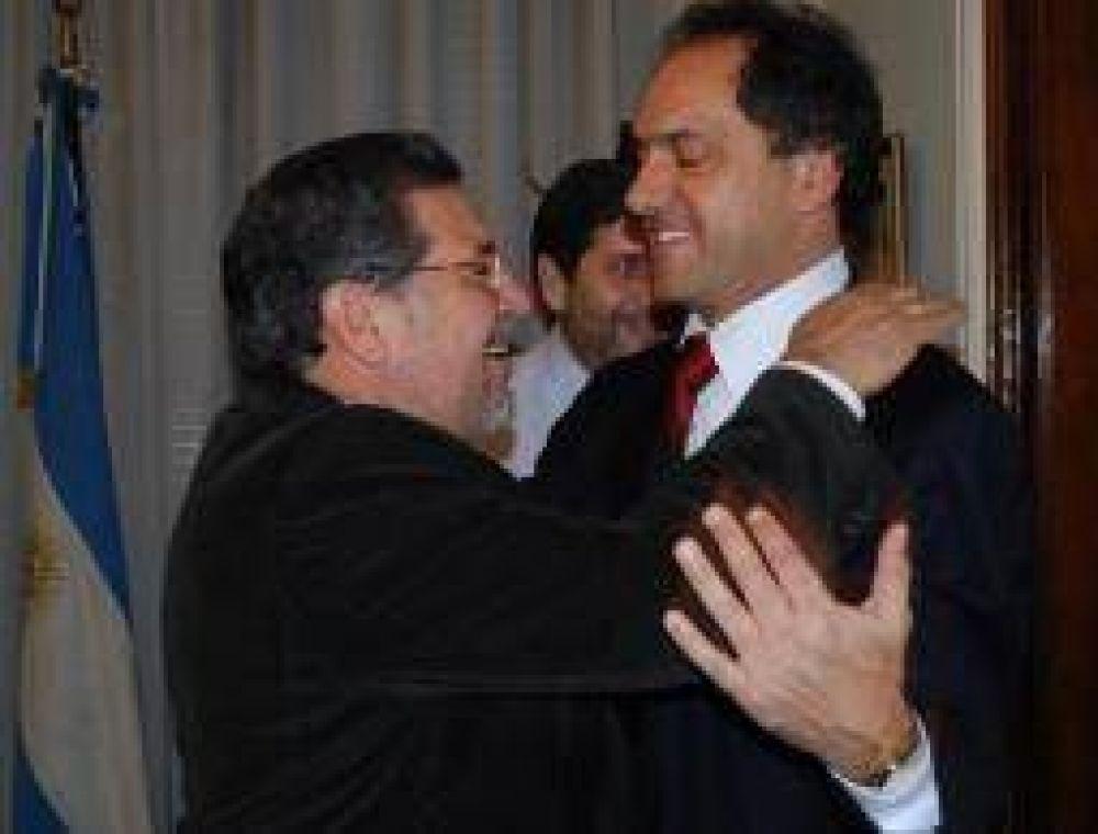 Beder apoya la gobernabilidad de Cristina, pero reclama por la coparticipación