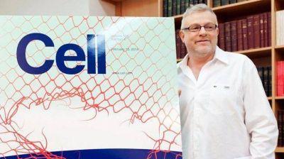 Un cient�fico argentino identific� una prote�na que podr�a ser clave en la lucha contra el c�ncer