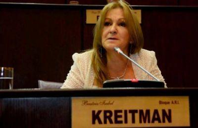Preocupa a Kreitman la atención del Pami Neuquén