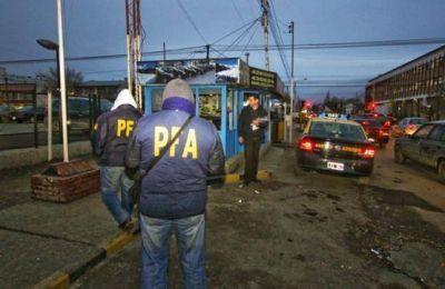 La AFIP realizó controles en paradas de taxis