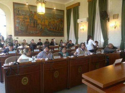 Concejo Deliberante: El pedido de publicaci�n del presupuesto, en el centro del debate