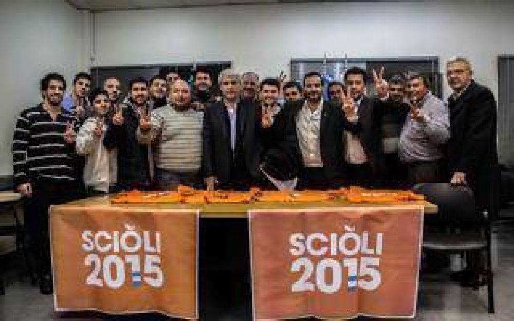 Elecciones 2015: Lanzan Mesa Sindical en apoyo a Scioli en Morón