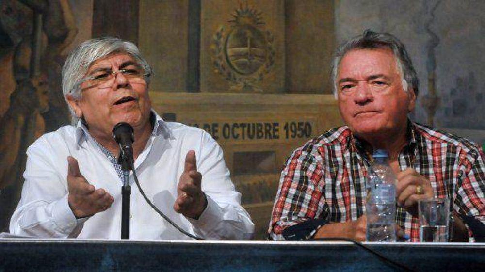 Barrionuevo adelantó que en septiembre marcharán para pedir reapertura de paritarias
