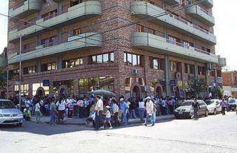 Paro general – ANSES Jujuy anunció que atenderá con normalidad