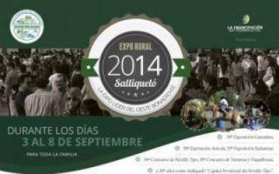Comienza la Expo Rural Salliqueló 2014