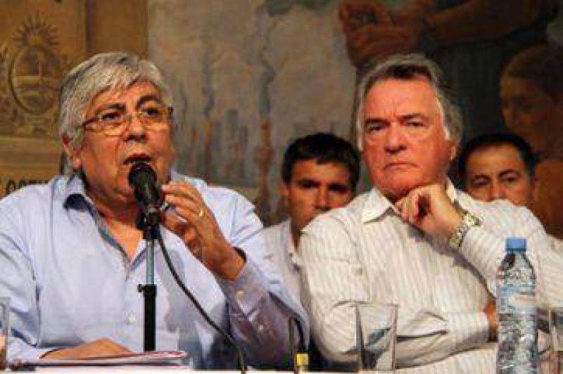 Barrionuevo criticó al Gobierno y a Scioli