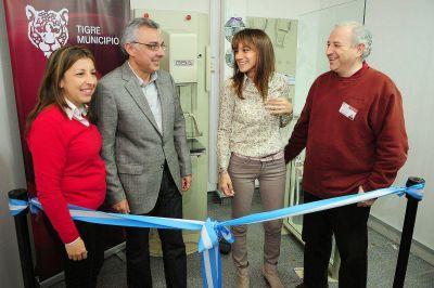 El Hospital Materno Infantil de Tigre sumó tecnología para mejorar su atención a la comunidad