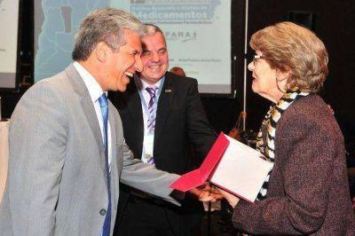 """Poggi: """"Laboratorios Puntanos es uno de los orgullos de la Provincia"""""""