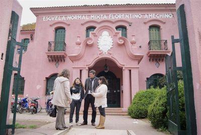 El Intendente inspeccionó las obras de las distintas Escuelas