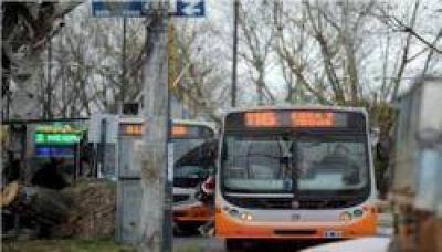 Rosario: día de paro con poco acatamiento