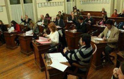 Por unanimidad, el Concejo ratificó el convenio de la adhesión a la Policía Local