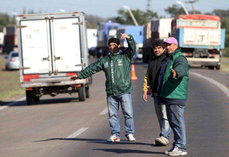 Paro o parito: cómo se vivió la huelga en el interior del país