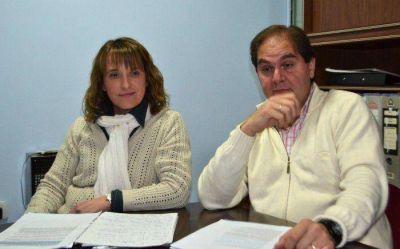 Concejales y Consejeros Escolares salieron a respaldar al Intendente