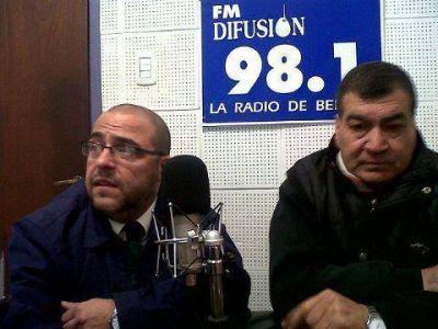 """Para Ruiz, """"los muchachos están pensando más en cuestiones políticas que en lo que le pasa a Berisso"""""""