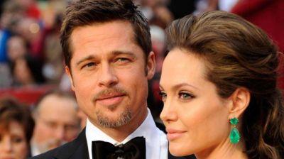 ¡Es oficial!: Brad Pitt y Angelina Jolie se casaron en Francia