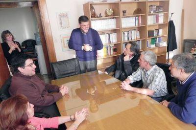 CTA Santa Cruz exige la libertad de los compañer presos de ATE